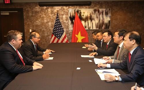 Nhiều doanh nghiệp Hoa Kỳ mở rộng kinh doanh tại Việt Nam - ảnh 1