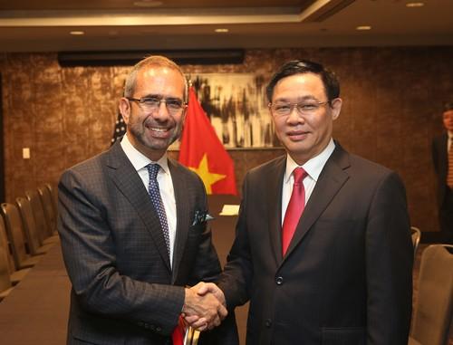 Nhiều doanh nghiệp Hoa Kỳ mở rộng kinh doanh tại Việt Nam - ảnh 2
