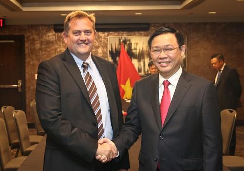 Nhiều doanh nghiệp Hoa Kỳ mở rộng kinh doanh tại Việt Nam - ảnh 4