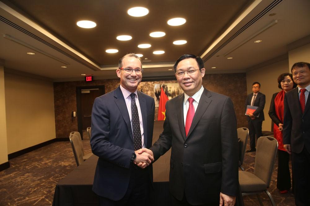 Nhiều doanh nghiệp Hoa Kỳ mở rộng kinh doanh tại Việt Nam - ảnh 6