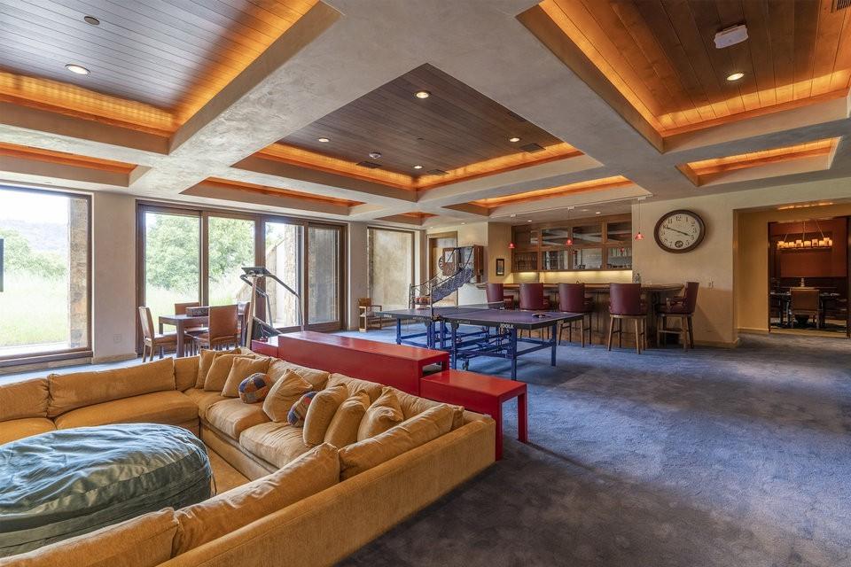 Dinh thự gần 100 triệu USD đắt nhất tại thung lũng Silicon - ảnh 11