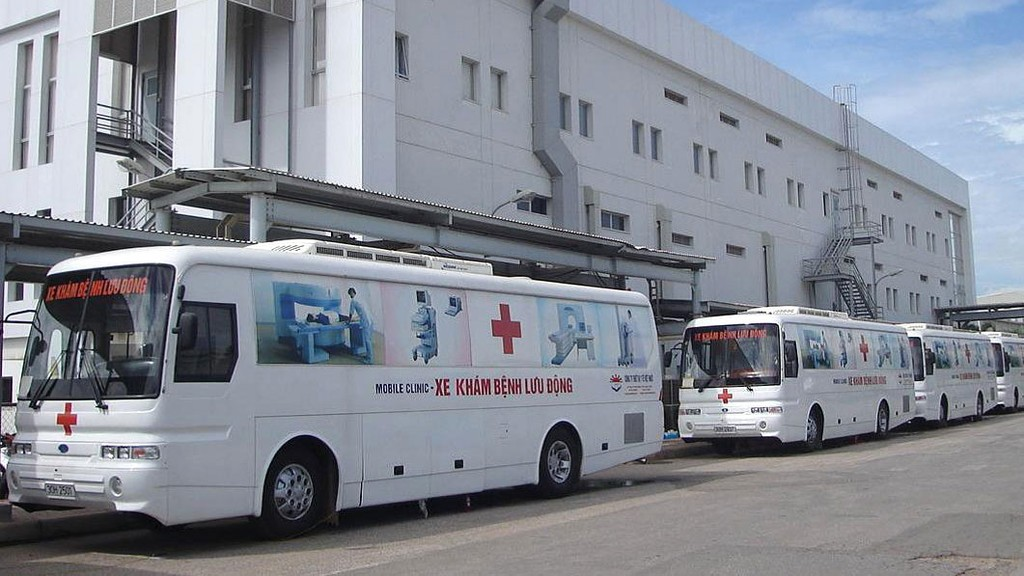 Hoạt động kinh doanh chính của Công ty CP Thiết bị y tế Việt Nhật có những tín hiệu tích cực. Ảnh: NC st