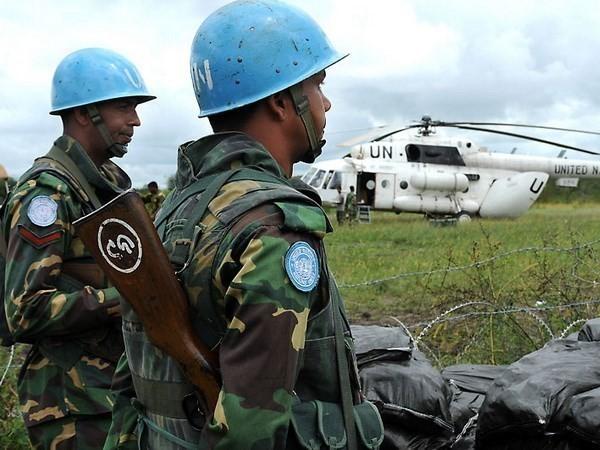 Phái bộ gìn giữ hòa bình Liên hợp quốc tại Nam Sudan. (Nguồn: AP)