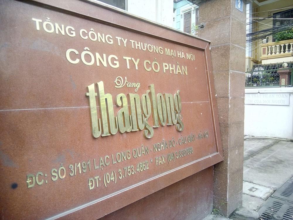 Công ty CP Vang Thăng Long chưa thực hiện trích lập dự phòng nợ phải thu khó đòi và giảm giá đầu tư tài chính dài hạn số tiền 2,378 tỷ đồng. Ảnh: Lê Tiên