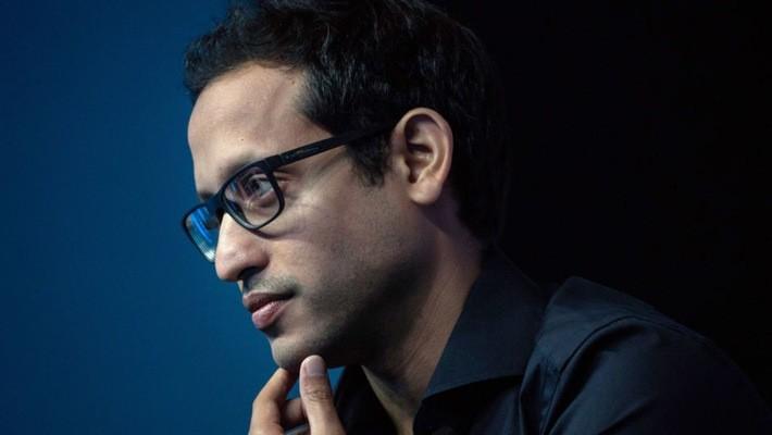 Nadiem Makarim, đồng sáng lập, CEO của Go-Jek - Ảnh: Bloomberg/Getty Images.