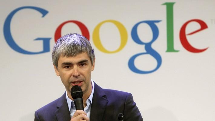 Larry Page - người sáng lập Google - Ảnh: CNBC