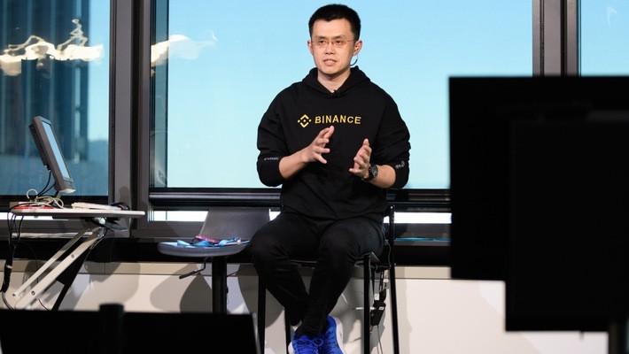 Giám đốc điều hành (CEO) Changpeng Zhao của Binance, sàn tiền ảo lớn nhất thế giới hiện nay - Ảnh: Bloomberg.