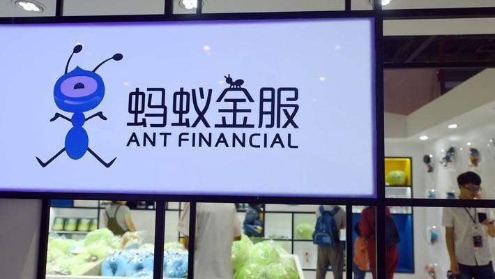 Ant Financial vừa có vòng gọi vốn huy động 14 tỷ USD vào tháng trước - Ảnh: SCMP.