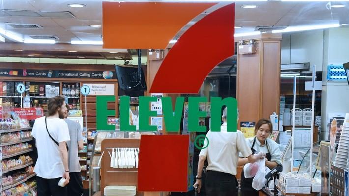 Cửa hàng 7-Eleven tại Bangkok - Ảnh: Nikkei.