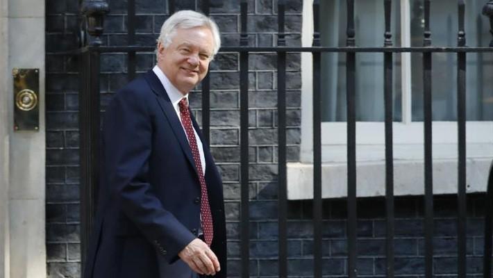 David Davis - Bộ trưởng Brexit của Anh - Ảnh: Getty Images.