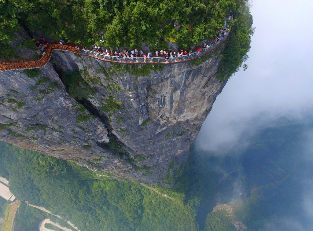 19 hình ảnh cho thấy sự khổng lồ của Trung Quốc - ảnh 7