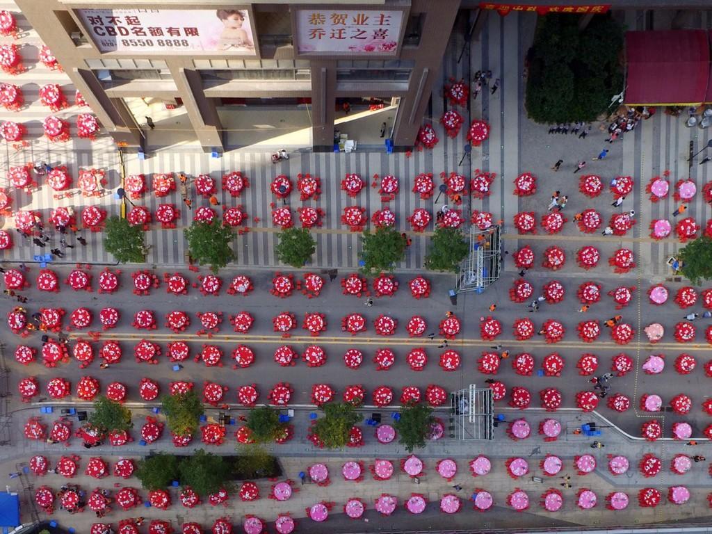 19 hình ảnh cho thấy sự khổng lồ của Trung Quốc - ảnh 13