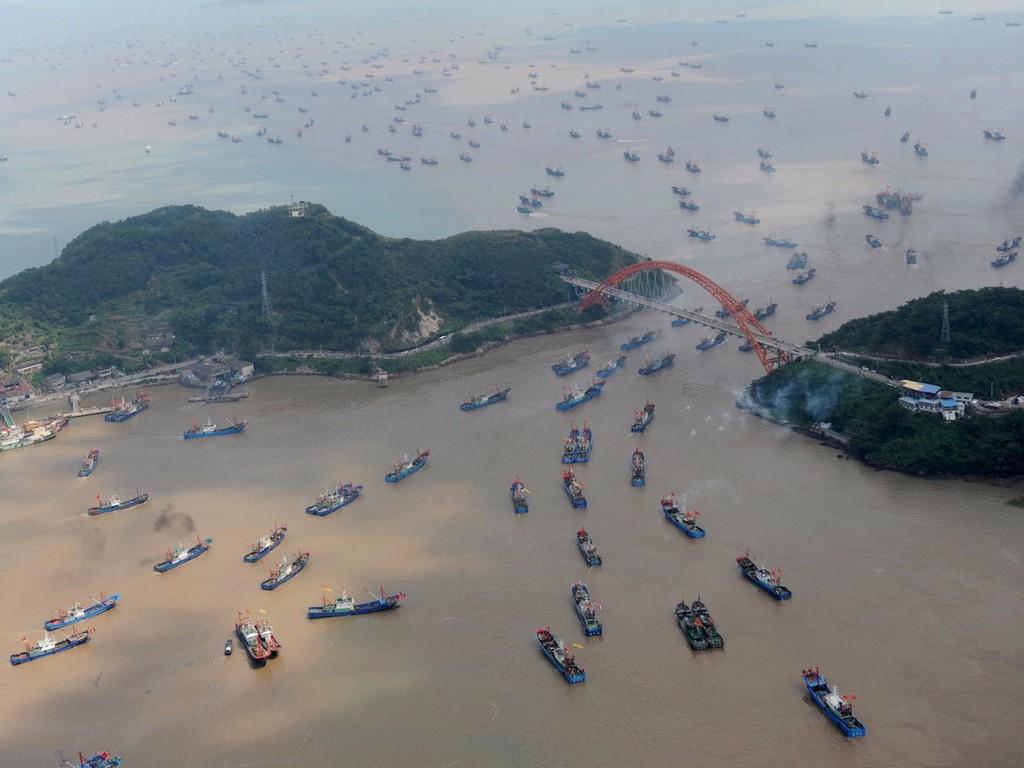 19 hình ảnh cho thấy sự khổng lồ của Trung Quốc - ảnh 18