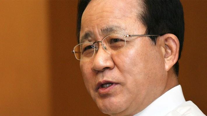 Tỷ phú Huh Chin-kyu - Ảnh: Bloomberg.