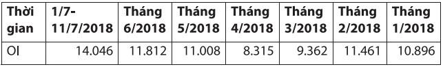 VN-Index giảm mạnh, nhà đầu tư tìm đến thị trường phái sinh - ảnh 1
