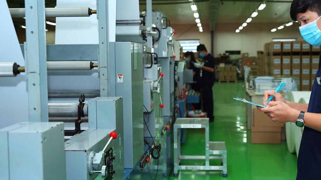 Hauni Maschinenbau GmbH (của Đức) từng trúng một số gói thầu khác tại Việt Nam. Ảnh: Đặng Minh Cường