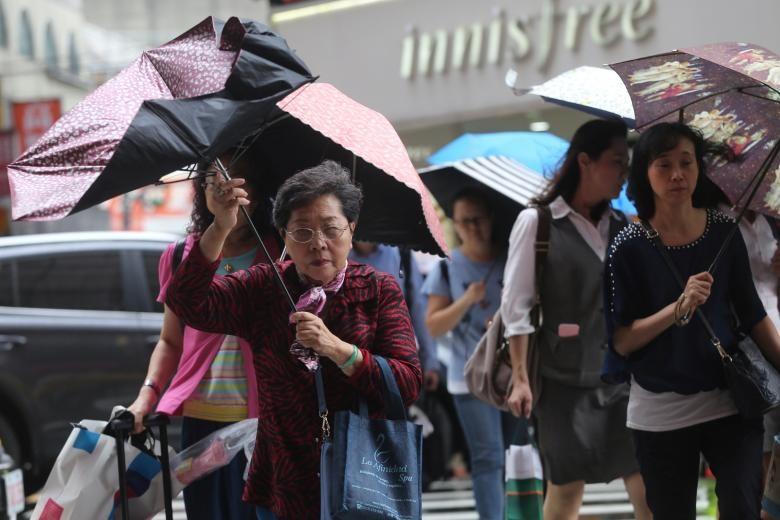 Hình ảnh tan hoang sau khi siêu bão Maria đổ bộ Trung Quốc - ảnh 6