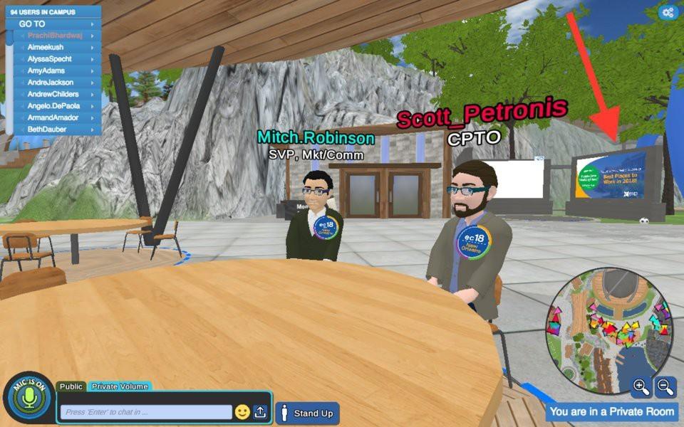 Không có văn phòng, công ty Mỹ cho nhân viên làm việc trên một hòn đảo ảo - ảnh 4