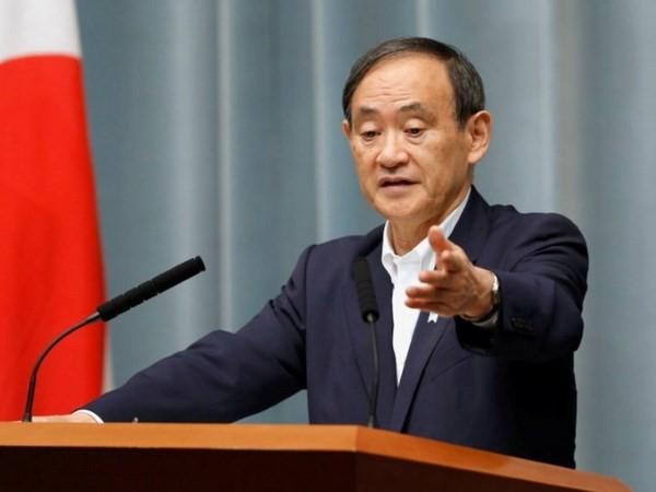 Chánh Văn phòng Nội các Nhật Bản Yoshihide Suga. (Nguồn: Reuters)