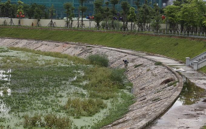 Công viên trăm tỷ ở Hà Nội chậm đưa vào sử dụng - ảnh 6