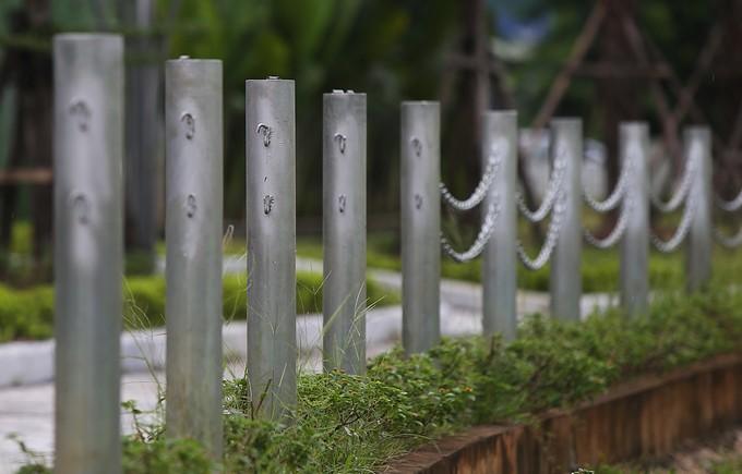 Công viên trăm tỷ ở Hà Nội chậm đưa vào sử dụng - ảnh 10