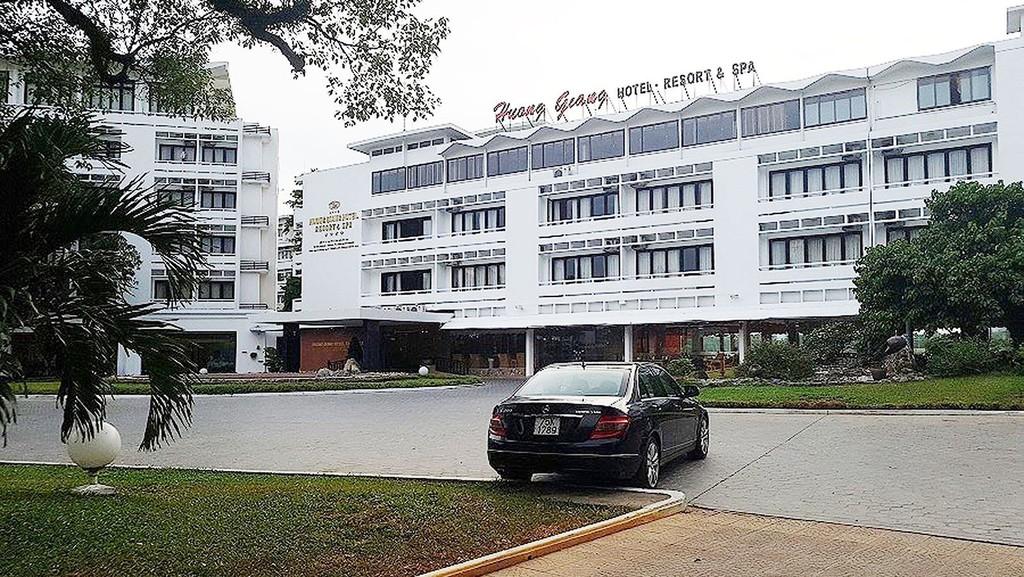 Thâu tóm Du lịch Hương Giang, Bitexco đã sở hữu một loạt khách sạn lớn, nằm ở những vị trí đắc địa tại TP. Huế. Ảnh: Văn Thắng