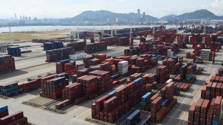 Năm 2017, thâm hụt thương mại hàng hóa của Mỹ với Trung Quốc là 376 tỷ USD - Ảnh: Reuters.