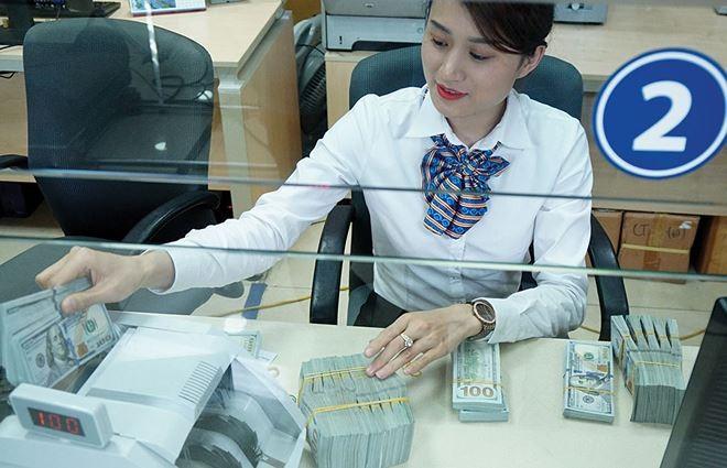 Tỷ giá USD/VND tăng, nhưng không có tình trạng căng thẳng ngoại tệ trên thị trường