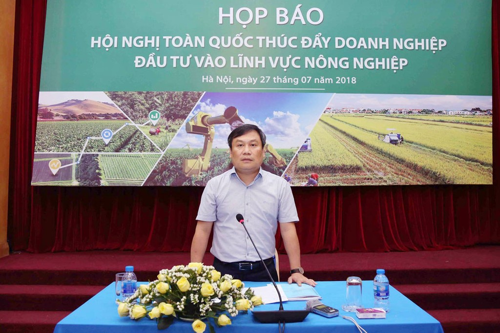 Mở đường cho doanh nghiệp đầu tư vào nông nghiệp - ảnh 1