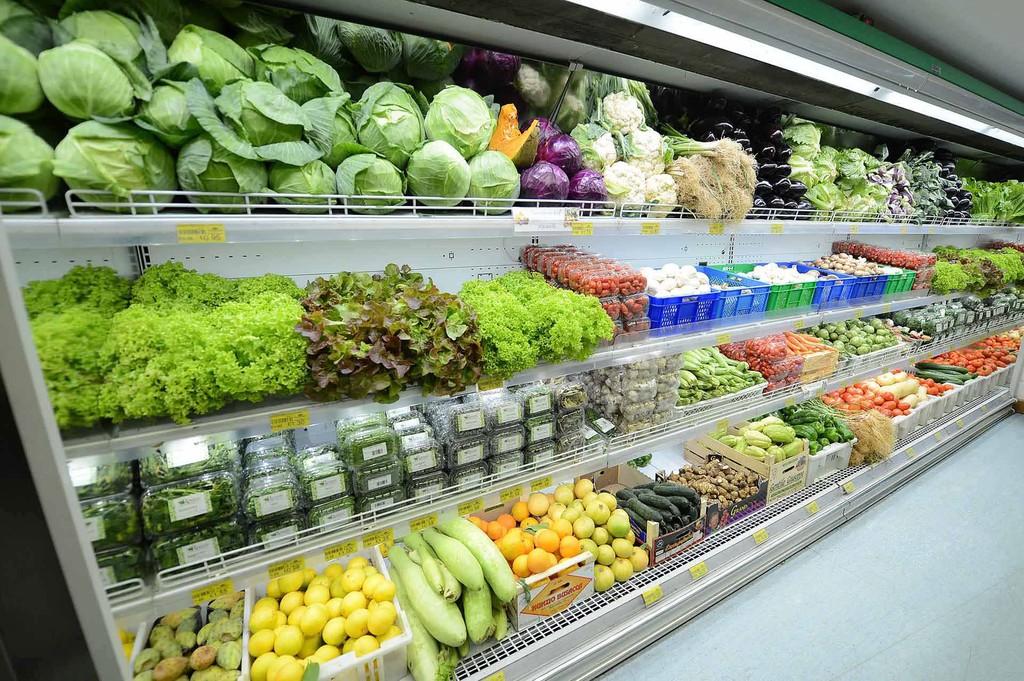 Hệ thống siêu thị, trung tâm thương mại chủ yếu tập trung tại các thành phố lớn và khu vực nội thành