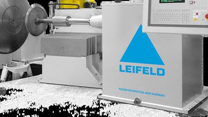 Các sản phẩm của Leifeld chuyên được sử dụng trong các ngành công nghiệp hàng không vũ trụ và hạt nhân của Đức - Ảnh: BBC.