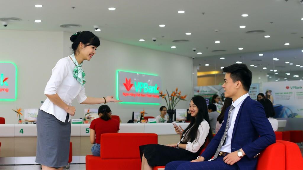 VPBank đạt lợi nhuận trước thuế 4.375 tỷ đồng trong 6 tháng đầu năm 2018