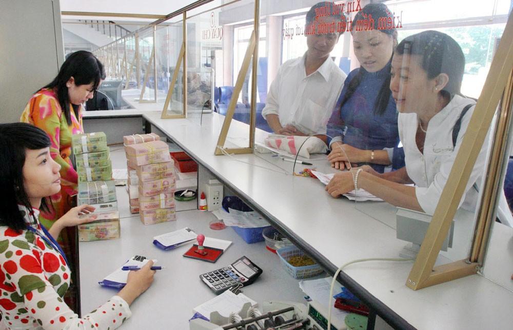 Tổng thu cân đối ngân sách nhà nước thực hiện tháng 7 ước đạt 116,2 nghìn tỷ đồng. Ảnh: Tường Lâm