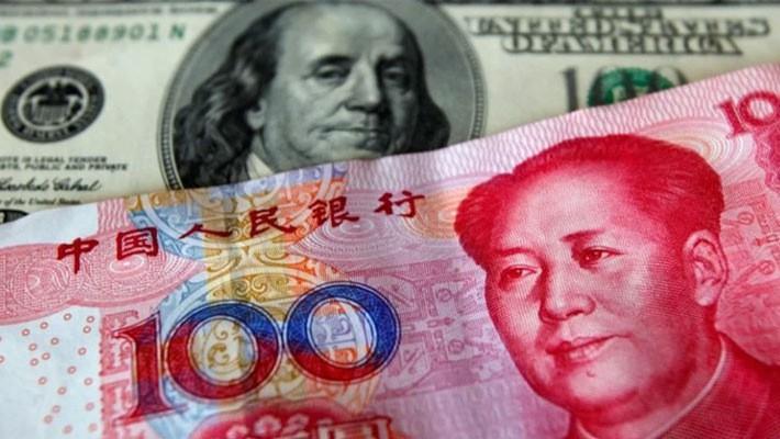 Tỷ giá Nhân dân tệ hiện nay bằng với mức tỷ giá của thời điểm giữa tháng 5 năm ngoái - Ảnh: Reuters/SCMP.