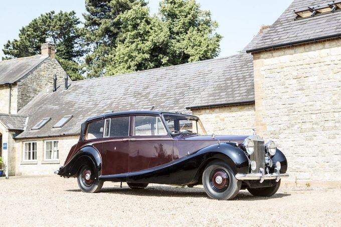 Hoàng gia Anh rao bán 8 chiếc Rolls-Royce - ảnh 2