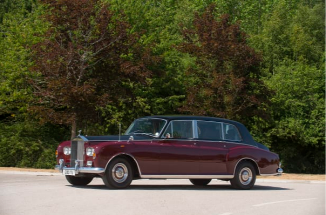 Hoàng gia Anh rao bán 8 chiếc Rolls-Royce - ảnh 6