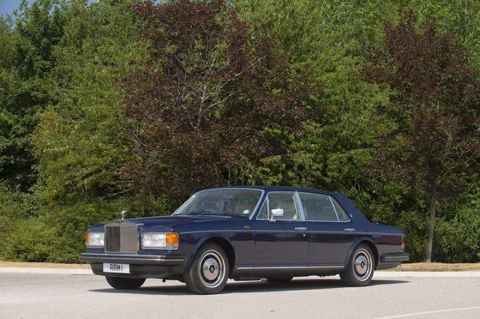 Hoàng gia Anh rao bán 8 chiếc Rolls-Royce - ảnh 7