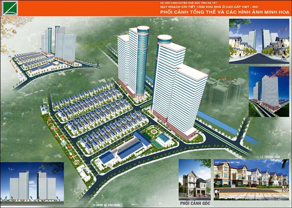 Các bị cáo đã thay đổi quy hoạch, đưa thêm phần đất liền kề để đưa ra bán qua các sàn bất động sản