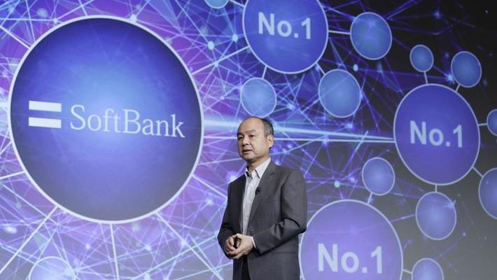 Tỷ phú Masayoshi Son - Ảnh: Bloomberg.