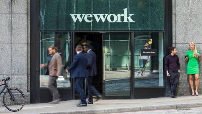 WeWork hiện được định giá 20 tỷ USD.