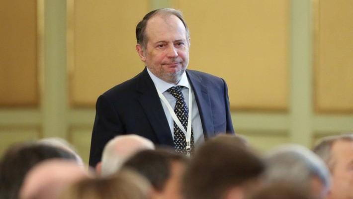Vladimir Lisin - Ảnh: Bloomberg.