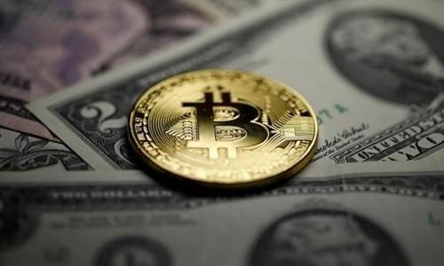 Tiền ảo Bitcoin ngày càng được dùng phổ biến trong giao dịch và thanh toán. Ảnh:Reuters