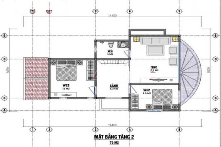 Bộ sưu tập mẫu thiết kế nhà cấp 4 có gác lửng giá rẻ đẹp nhất năm - ảnh 7