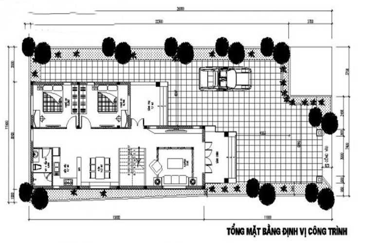Bộ sưu tập mẫu thiết kế nhà cấp 4 có gác lửng giá rẻ đẹp nhất năm - ảnh 11