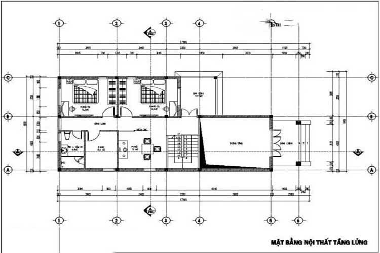 Bộ sưu tập mẫu thiết kế nhà cấp 4 có gác lửng giá rẻ đẹp nhất năm - ảnh 12