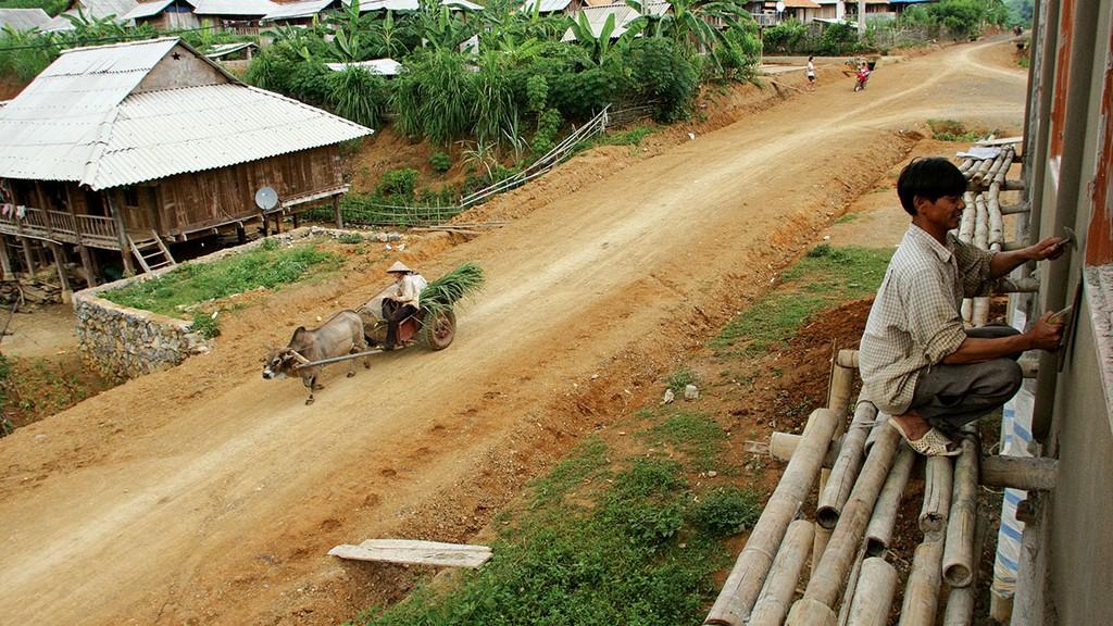 Ban Dân tộc tỉnh Sơn La cho rằng Gói thầu số 02 có đặc thù đào tạo, bồi dưỡng cho cán bộ và đồng bào các dân tộc thiểu số. Ảnh: Tường Lâm