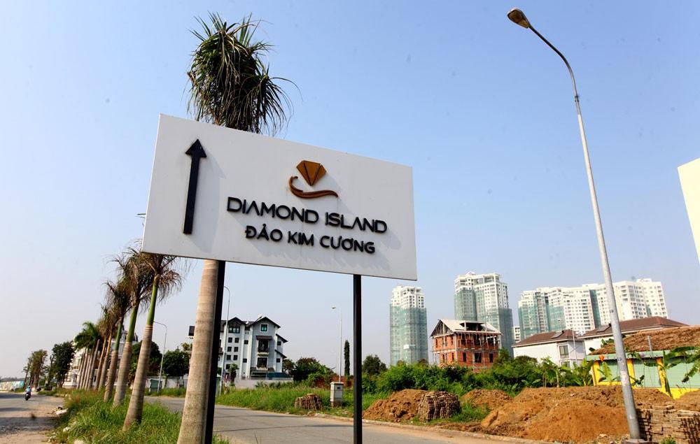Quảng cáo về Dự án Đảo Kim Cương tràn lan trên các trang mạng với những ưu đãi cực kỳ hấp dẫn. Ảnh: Lê Toàn