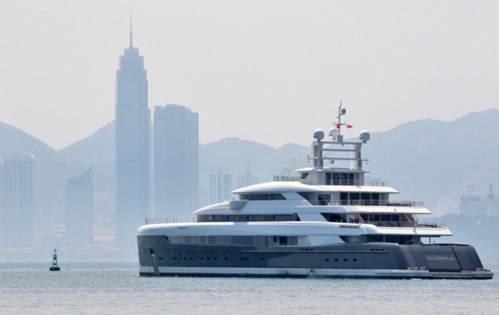 Siêu du thuyền lớn nhất châu Á giá 145 triệu USD của Trung Quốc - ảnh 1