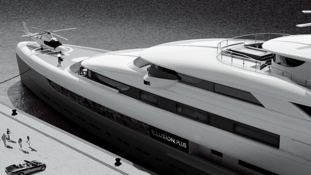 Siêu du thuyền lớn nhất châu Á giá 145 triệu USD của Trung Quốc - ảnh 4