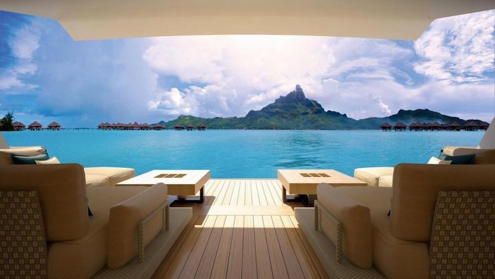 Siêu du thuyền lớn nhất châu Á giá 145 triệu USD của Trung Quốc - ảnh 7